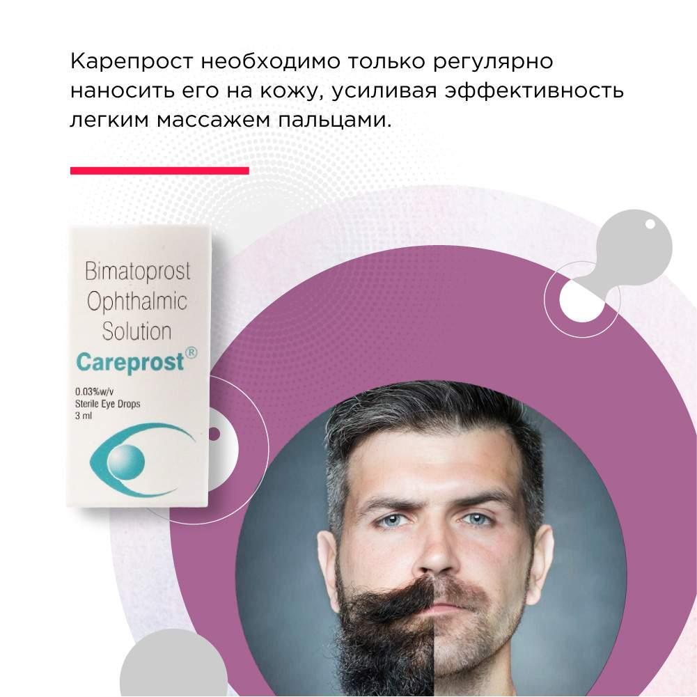 карепрост для бороды